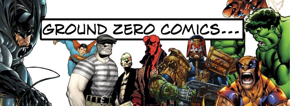 Ground Zero Comics